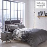 Catherine Lansfield Landscape City - Juego de cama, Multicolor, (135cmx200cm, 1 funda de almohada de 50cmx75cm) 13