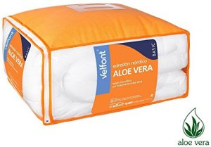 Velamen - NórdicoVelfontAloe Vera 150x220300grs. (para Cama de 90) 4