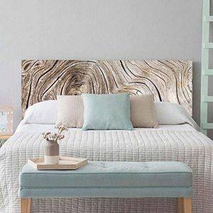 setecientosgramos Cabecero Cama PVC | WoodTree | Varias Medidas | Fácil colocación | Decoración Dormitorio (200x60cm) 10