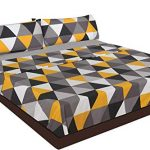 Montse Interiors Juego de sábanas Estampado (Triangle, para Cama de 135x190/200) 15