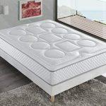 Bellavista Home Colchón Ibiza Viscoelástico 105x190x20 cm. Confort de Hotel, Acogida Suave con firmeza Media. 18