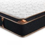 BedStory - Colchón de muelles (28 cm) 90 x 190 cm Negro 13